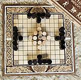 Tabuľky - Hnefatafl, Hra Vikingov, 11x11 - 7795631_