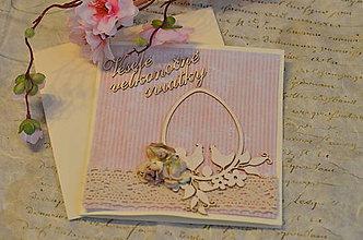 Papiernictvo - Veselé veľkonočné sviatky - 7799346_