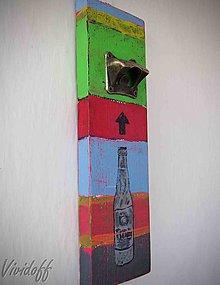 Pomôcky - Otvárač na flaše drevený 2 - 7798035_