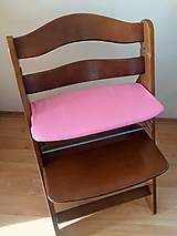 Textil - Sedák na rastúcu stoličku Hauck - 7798939_