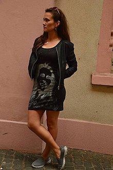Šaty - Marley- šatky - 7801112_