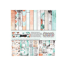Papier - Kreatívna sada / Kit 30,5x30,5cm 7 Dots Studio - Cotton Candy Dreams - 7802173_