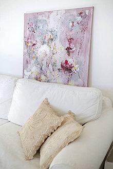 Obrazy - ružový sen - 7800620_