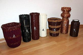 Dekorácie - vázy - 7802755_