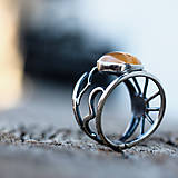 Prstene - Kde nechodí slnko, tam chodí prsteň - 7805779_