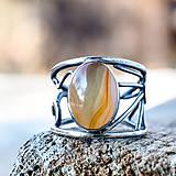 Prstene - Kde nechodí slnko, tam chodí prsteň - 7805780_