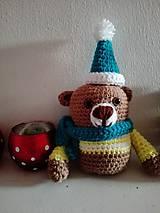 Hračky - Dvaja nezbední medvedíci  - Miško a Riško - 7805420_