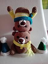 Hračky - Dvaja nezbední medvedíci  - Miško a Riško - 7805438_
