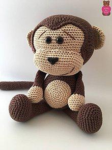 Hračky - Opičiak - 7810006_