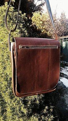 Iné tašky - Gentleman Brown - 7810046_