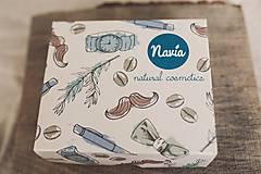 Iné - Darčeková krabička pánska - 7810078_