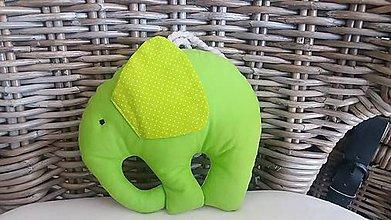 Hračky - Slon ušatý - 7808857_
