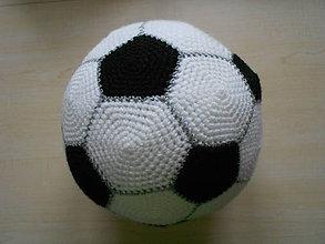 Hračky - Futbalová lopta - 7809455_