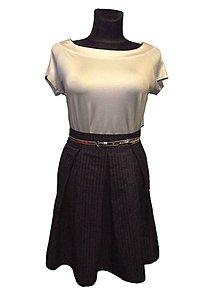 Sukne - skladaná sukňa - 7809257_