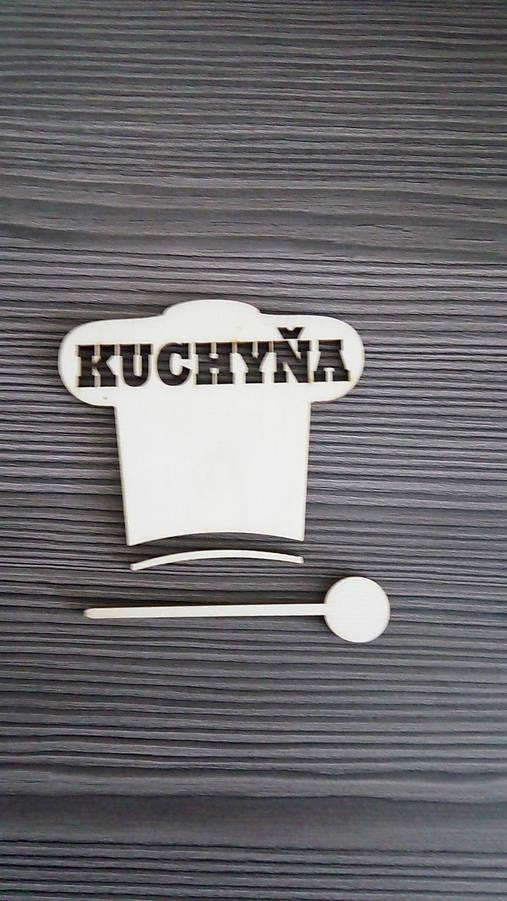 Piktogram Kuchyňa čiapka + varecha 1