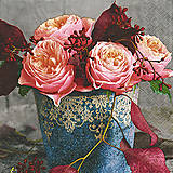 - ruže vo váze  - 7807960_