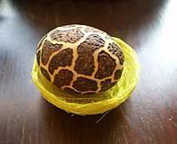 Drobnosti - Veľkonočne drevené vajíčka, sady s kraslicami - 7811079_