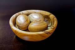 Drobnosti - Veľkonočne drevené vajíčka, sady s kraslicami - 7811082_