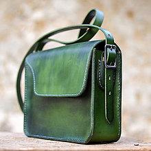 Kabelky - Zelená kabelka \