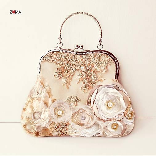 1c71c183e7470 GRACE Lace n.2 spoločenská kabelka / ZUMAart - SAShE.sk - Handmade ...