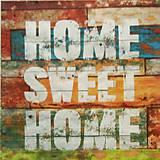 Papier - S927 - Servítky - home sweet, sladký domov - 7814706_