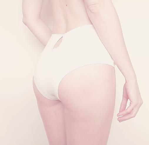 Nohavičky Gossypium - vysoký strih