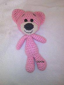 Hračky - medvedík6 - 7812425_