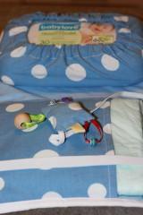 Detské doplnky - Obal na plienky - 7815497_