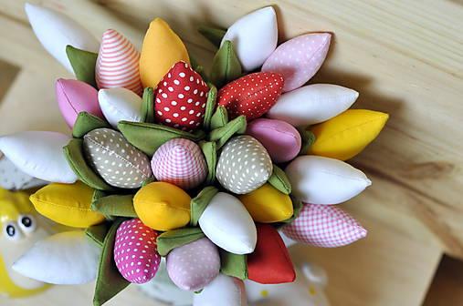 Dekorácie - Tulipány - 7815616_