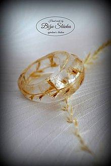 Prstene - Prsteň Tráva (2130 A) - 7814661_