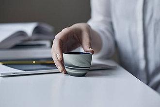 Nádoby - espresso šálka, espresso hrnček - 7813759_