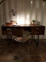 Nábytok - Industrial table with chair - 7815982_