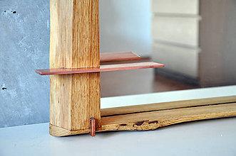 Zrkadlá - VIVERE /Dubové zrkadlo/ - 7815564_