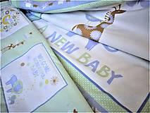 Textil - Personalizovaná deka pre chlapčeka - 7815699_