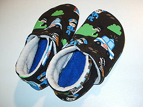 Topánočky - capačky - 7811790_