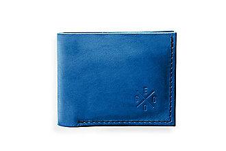 Peňaženky - Eggo peňaženka Rivers modrá - 7814801_