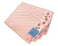 Úžitkový textil - Prestieranie ružové - 7812791_