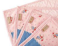 Úžitkový textil - Prestieranie ružové - 7812793_
