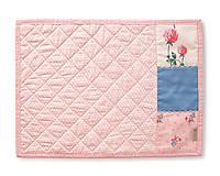 Úžitkový textil - Prestieranie ružové - 7812794_