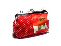Peňaženky - taštička/peňaženka - 7819606_