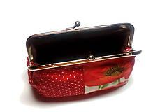 Peňaženky - taštička/peňaženka - 7819607_