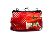 Peňaženky - taštička/peňaženka - 7819608_