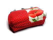 Peňaženky - taštička/peňaženka - 7819611_