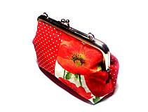 Peňaženky - taštička/peňaženka - 7819612_