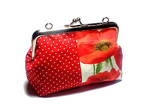 Peňaženky - taštička/peňaženka - 7819707_
