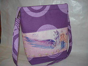 Kabelky - taška - jednorožec - 7820237_