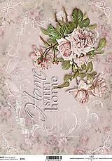 Papier - Ryžový papier R  721 - 7816727_