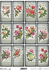 Papier - Ryžový papier R 541 - 7816769_