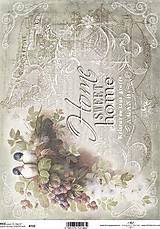 Papier - Ryžový papier R 722 - 7816770_