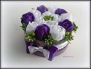 Nezaradené - Box s ružami - 7819003_